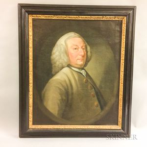 British School, 18th/19th Century    Portrait of William Hayter