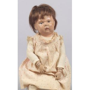 Schoenhut Girl Doll