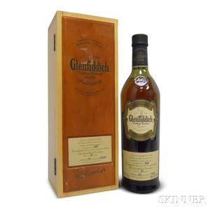Glenfiddich Vintage Reserve 30 Years Old 1968, 1 700ml bottle (owc)