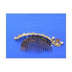 Gilt Metal Comb