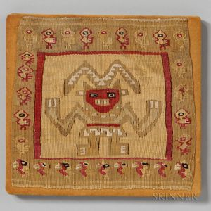 Chimu Pictorial Panel