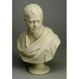 Copeland Parian Bust of Scott