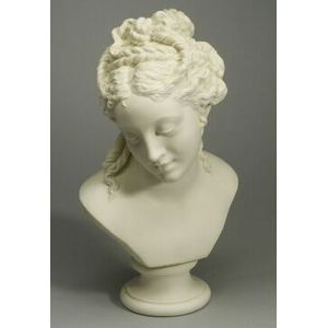 Parian Bust of a Woman