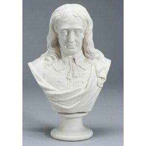 Parian Bust of Milton