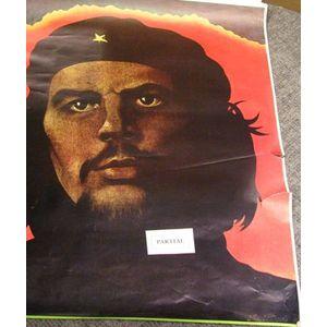 Six Che Guevara Posters.