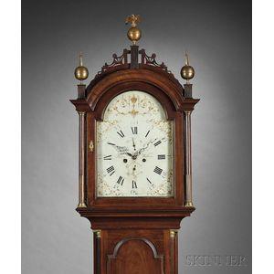 Simon Willard Eight-day Tall Clock