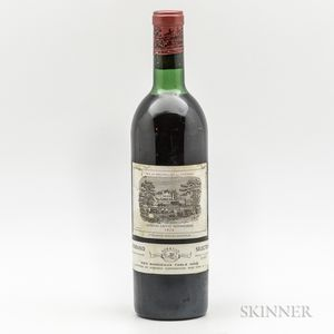 Chateau Lafite Rothschild 1970, 1 bottle