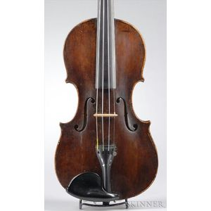 Mittenwald Violin, Kloz Family, c. 1750