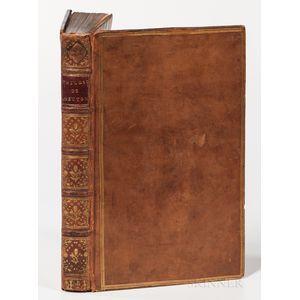 Voltaire (1694-1778) Elemens de la Philosophie de Neuton  , Author