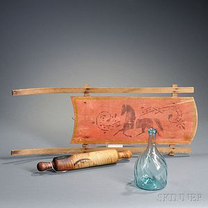 Three 19th Century Items