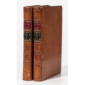 Locke, John (1632-1704) An Essay Concerning Human Understanding.
