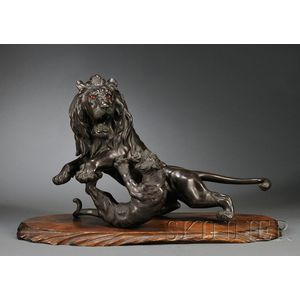 Bronze Lion Group