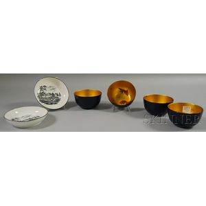 Six Small Bowls
