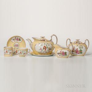 Wedgwood First Period Bone China Tea Set