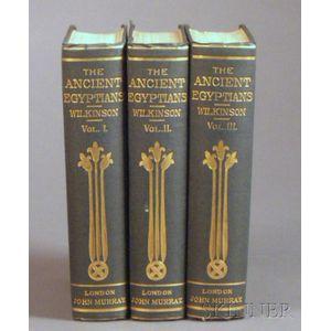 (Ancient Egypt), Wilkinson, Sir J. Gardner (1797-1875)