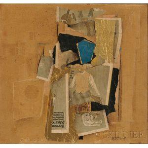 William Klenk (American, b. 1930)      Untitled