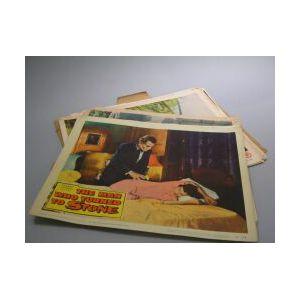 Approximately Twenty Five B-Movie Lobby Cards