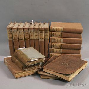 Elbert Hubbard (1856-1915)   Twenty Related Volumes: