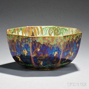 Wedgwood Fairyland Octagonal Bowl