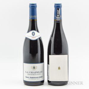 Paul Jaboulet Aine Hermitage La Chapelle 2009, 2 bottles