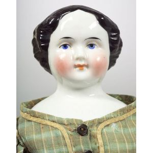 China Shoulder Head Doll