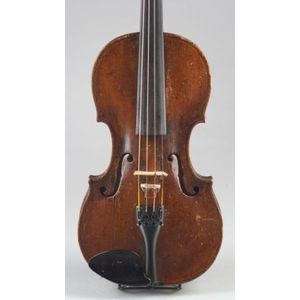 Tyrolian Violin, c. 1820