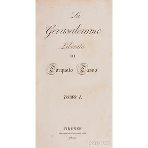 Tasso, Torquato (1544-1595) La Gerusalemme Liberata