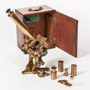 Newton & Co. Monocular Field Microscope