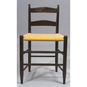 Shaker Production No. 2 Low-back Dining Chair