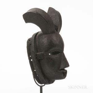 Ogoni Face Mask, Karikpo