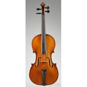 Neapolitan Violin, Ventapane Family, c. 1850