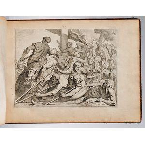 Van Thulden, Theodoor (1606-1669) Les Travaux D