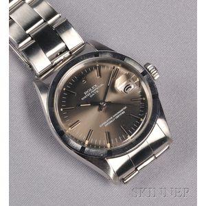 Stainless Steel Wristwatch, Rolex