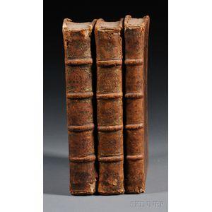 Monconys, Balthasar de (1611-1665) Journal des Voyages