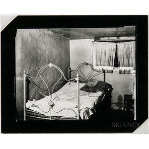 Walker Evans (American, 1903-1975)       Hudson Street Boarding House, New York