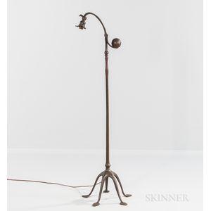 Tiffany Studios Counterbalance Floor Lamp Base
