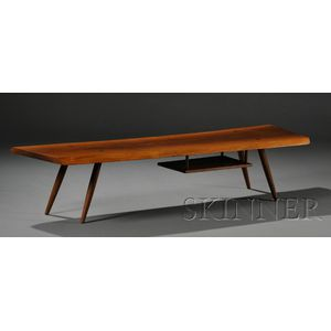 Early George Nakashima (1905-1990) Coffee Table