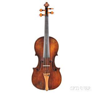 Italian Violin, c. 18th Century