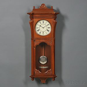 "Seth Thomas ""Marcy"" Wall Clock"