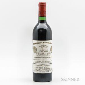 Chateau Cheval Blanc 1983, 1 bottle