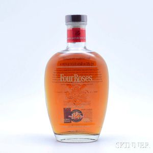 Four Roses 125th Anniversary, 1 750ml bottle