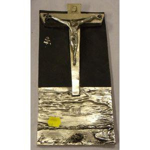 Attributed to Salvador Dali  (Spanish, 1904-1989)      Crucifixion