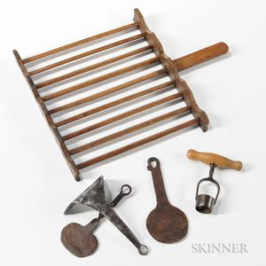 Five Breadmaking Tools