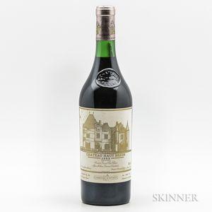 Chateau Haut Brion 1983, 1 bottle