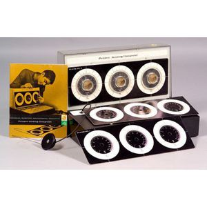 Analog Computer Kit by General Electric | Sale Number 2314