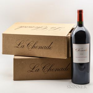 Chateau La Chenade 2014, 6 magnums (2 x oc)