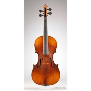 American Violin, Walter Ropes, Methuen, 1897