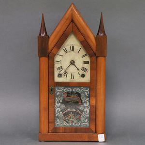 Terry & Andrews Steeple Clock