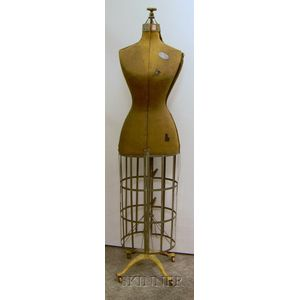 Early 20th Century Adjustable Dress Maker