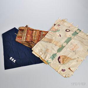 Three Textiles